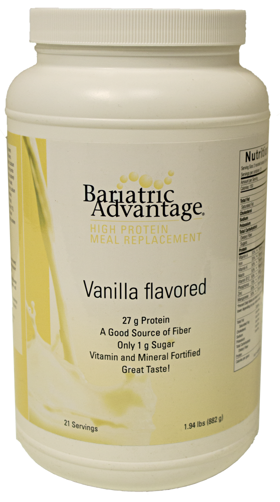 Bariatric Advantage High Protein Meal Replacement Tub